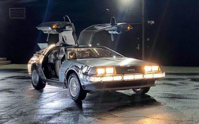 Une DeLorean « Retour vers le futur » mise en vente aux USA